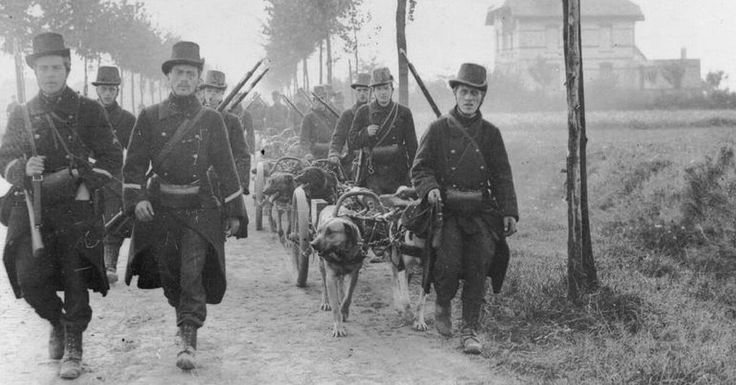 These Two Humanitarians Worked Hard To Help The Allies At The Start Of WW1 – They Were Almost Executed