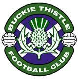 BUCKIE THISLE FC    - BUCKIE   moray  scotland