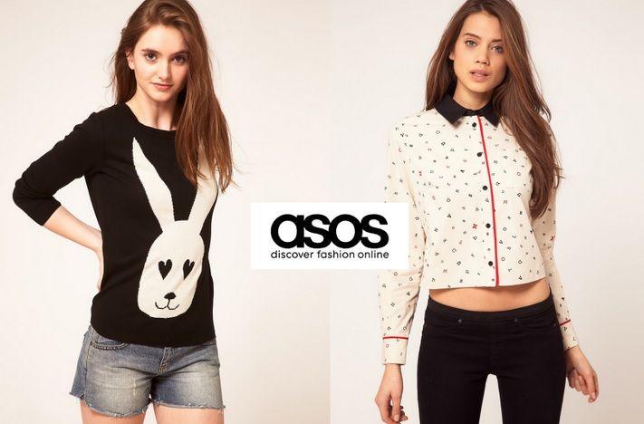 Trouvez les meilleurs boutiques en ligne comme Asos, Et profitez de nombreux rabais avec des vêtements de qualités. Magasinez maintenant!