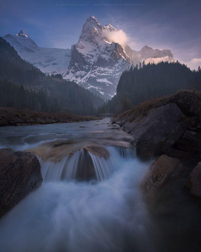 Wellhorn, Switzerland by Mark Price  The Klein Wellhorn Peak, 2701m, shot from the stream that runs through the Rosenlaui Gorge in the Canton of Bern, Switzerland. As I ...  https://f11news.com/30/06/2017/wellhorn-switzerland-by-mark-price
