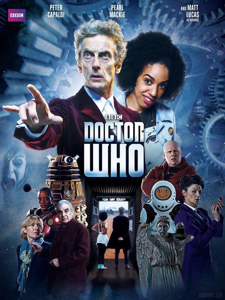 Doctor Who Series 10 Poster by dalekdom-fanart on DeviantArt