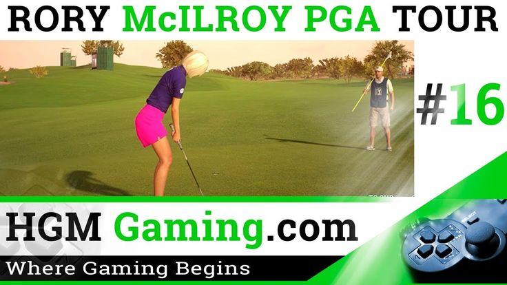 Rory McIlroy PGA Tour Xbox One Gameplay 16 [EA SPORTS PGA TOUR PRESENTS]...