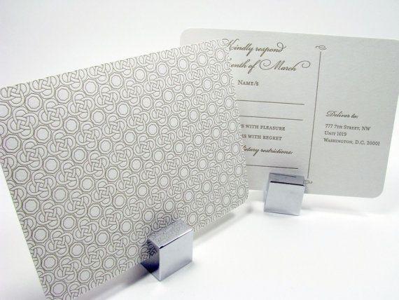response card example