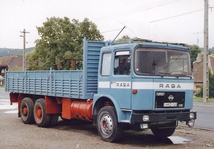 A magyar teherautó-gyártás virágkora   Vezess