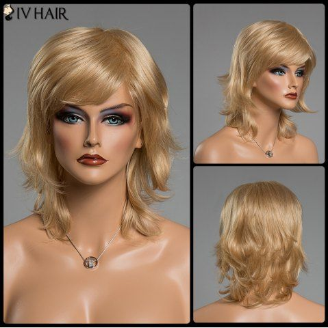 GET $50 NOW | Join RoseGal: Get YOUR $50 NOW!http://www.rosegal.com/human-hair-wigs/fluffy-natural-wavy-siv-hair-677208.html?seid=4695937rg677208
