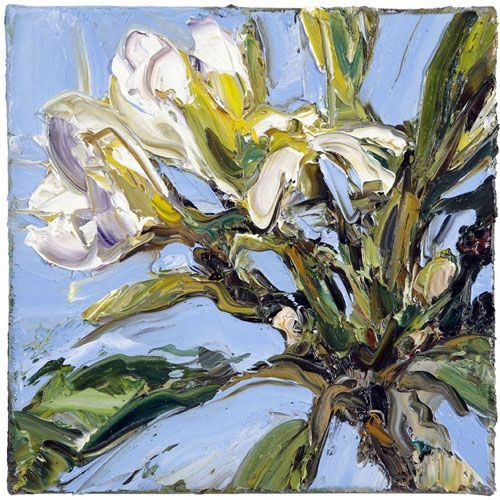 One of my favourite Australian artists - Frangipani (1) by Nicholas Harding