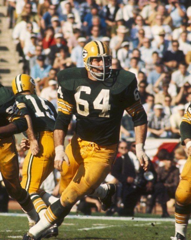 JERRY KRAMER Green Bay Packers Glossy 8 x 10 Photo Poster #GreenBayPackers