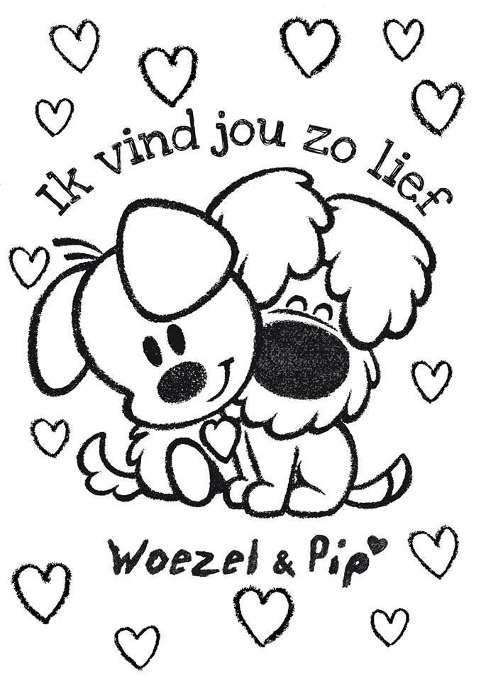 1000+ images about woezel en pip on Pinterest : Kerst, Cakepops and ...