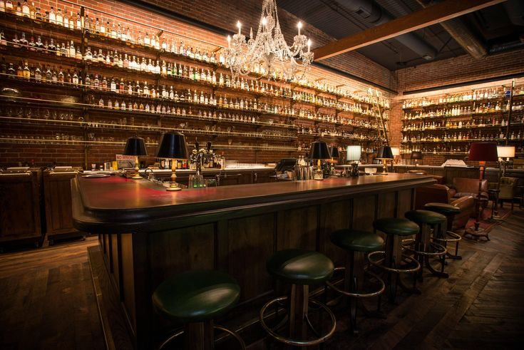 Bye Mom, I'm going to the library!   (Multnomah Whiskey Library, Portland, Oregon - Imgur)