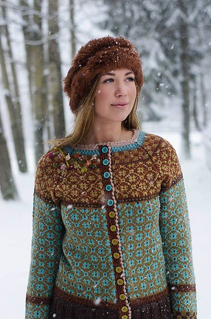 440 best Knitting Patterns images on Pinterest | Fair isle pattern ...