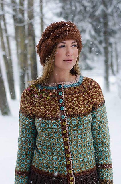 Ravelry: Wiolakofta pattern by Kristin Wiola Ødegård
