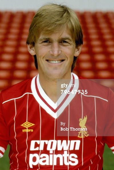 News Photo: circa 1984 Kenny Dalglish Liverpool 1977 1990