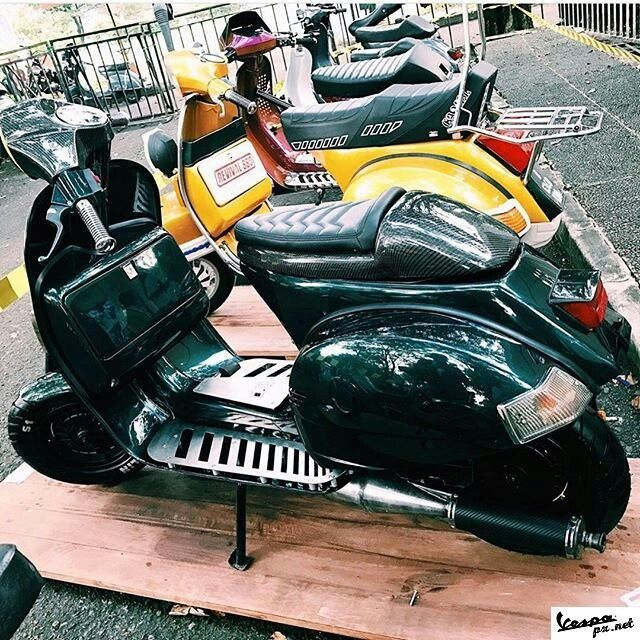 Best Vespa Px Images On Pinterest Vespa Px Vespa Scooters - Mio decalssublime sublimemag instagram photos and videos