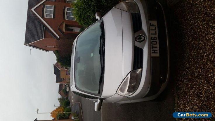 Renault Scenic II 2006 1.6 16V #renault #scenic #forsale #unitedkingdom