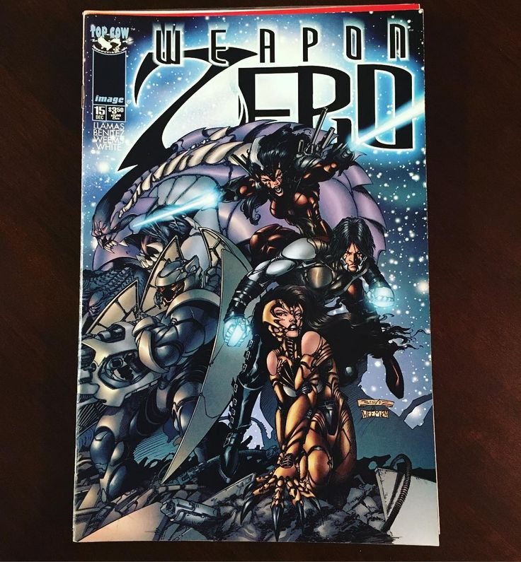$1 ship  Weapon Zero #15  Claim or DM us and let us know what you want. $3 shipping flat for as many comics you want shipped anywhere in the US. $10 international shipping. Spend $30 or more shipping is FREE. #batman #detectivecomics #comiclover #igcomicfamily #dccomics #dc #comicshop #shopwithus #predator #marvel #marvelcomics #deadpool #deathshead #xmen #wolverine #captainamerica #comics #marvelteamup #thor #contstantine #new52comics #comicsforsale #themightythor #weaponzero #imagecomics