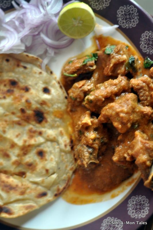 The Unbeatable Pahadi Mutton and a new found love for cookbooks