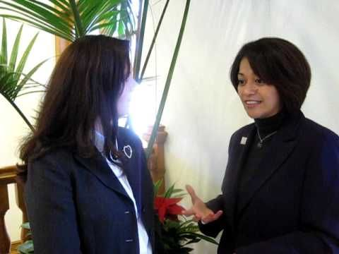 Sabrina Gibson Interviews Top Expert, Jacqui Liwag who is up to Save Economy. Youtube.
