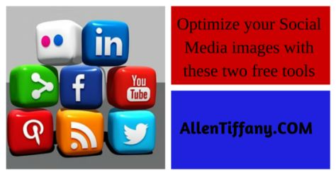 Social Media Image optimization with free guide and free tool