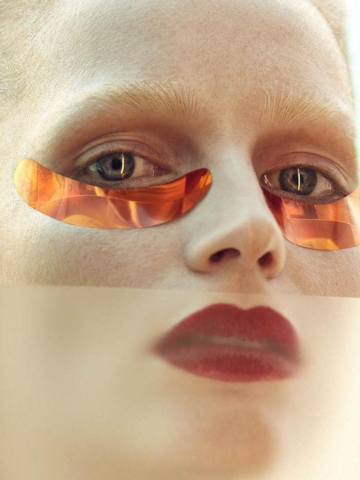 Future, Perfect Magazine | Vogue Ukraine May 2016 Model | Katrin Thormann Photographer | An Le