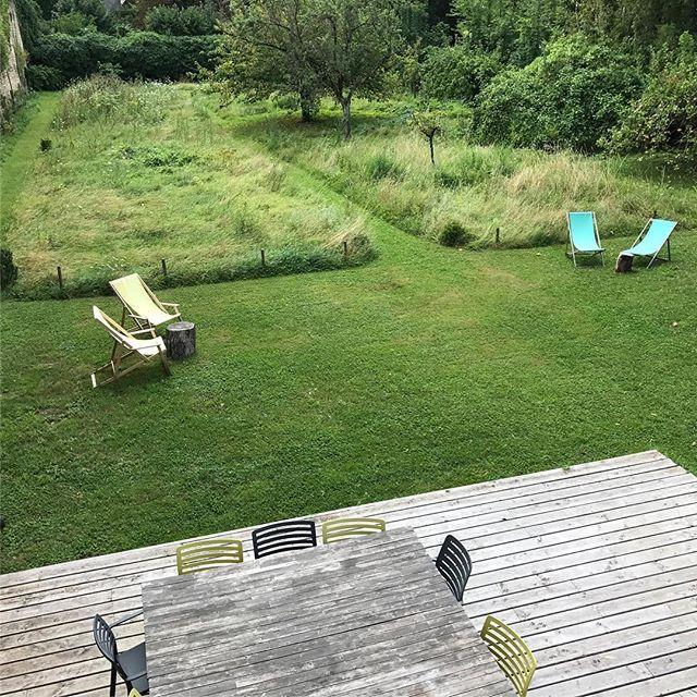 Jardin @lamaisondubastion#beaune#aureliegueniffey#gardendesigner#garden#burgundy