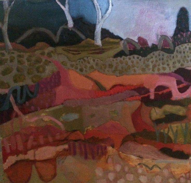 Meagan Jacobs Artist Yuendumu Saturdays