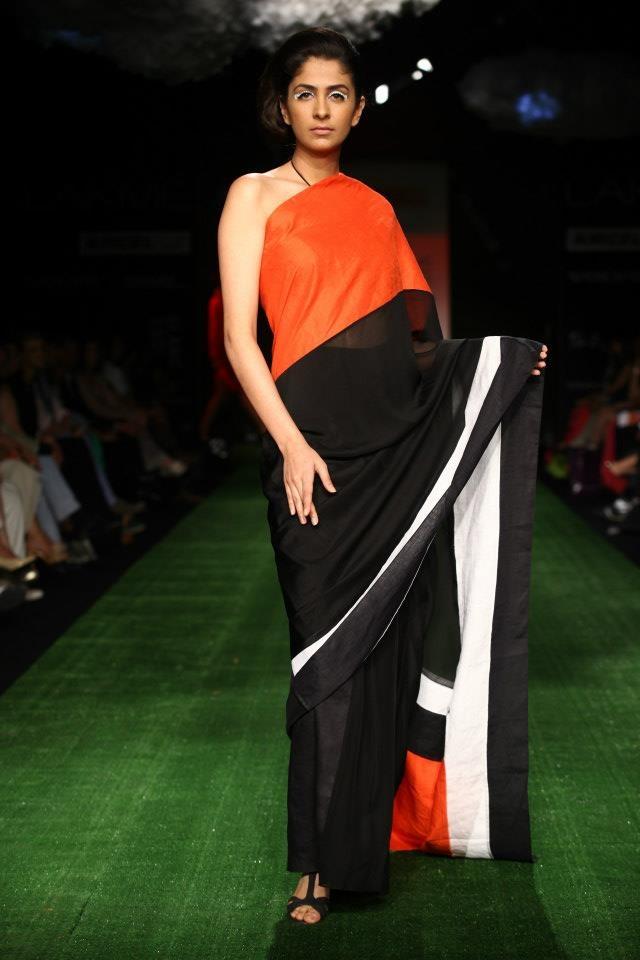 Shivan & Narresh at Lakme Fashion Week Summer/Resort 2013 Mumbai