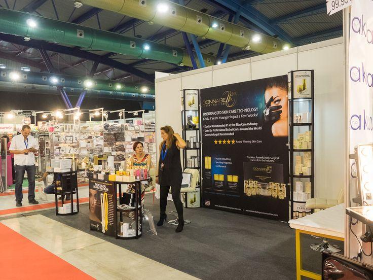 Expositores de la 2ª edición de Estilo MLG, Salón de #Peluquería, #Barbería, #Belleza y #Estética | Del 14 al 16 de octubre en el Palacio de #Ferias y #Congresos de #Málaga (Fycma) | #EstiloMLG