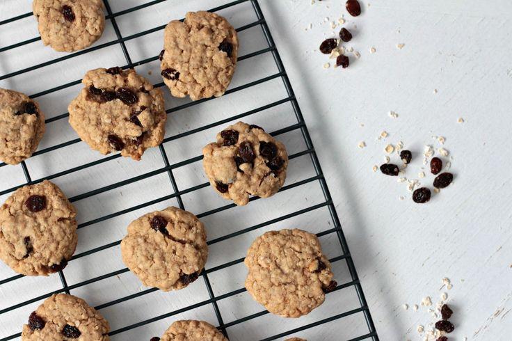 xo.Janiecy.xo: Soft & Chewy Oatmeal Raisin Cookies