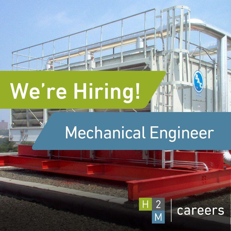 We're Seeking a Sr. Mechanical Engineer in Albany, NY. Job Description: The ideal candidate will be executing mechanical engineering design work for both public and private clients. They will also coordinate the efforts of both in-house and outside teams who handle equipment selection, layout design, and load calculations and specifications. For more visit: www.h2m.com/Careers #H2M #Career #Careers #Hiring #Applynow #MechanicalEngineer #MechanicalEngineering