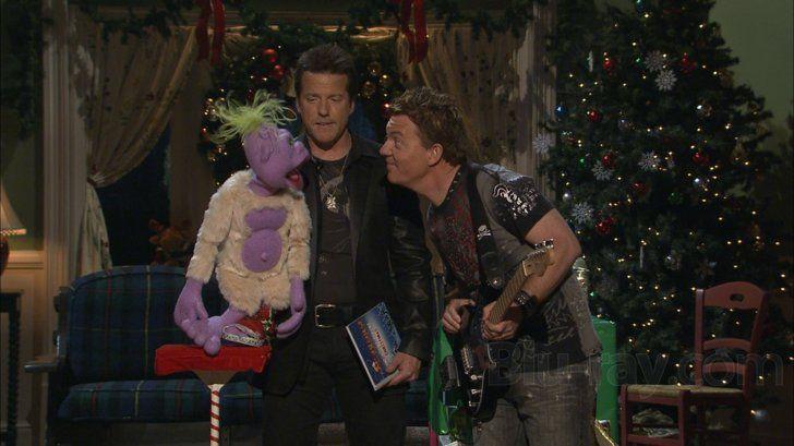 Jeff Dunham's Very Special Christmas Special Blu-