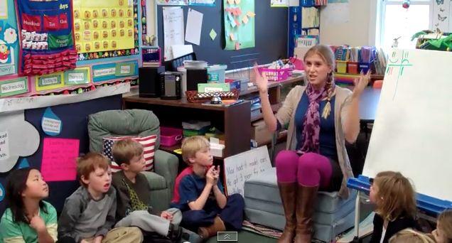 First Grade Whole Brain Teaching
