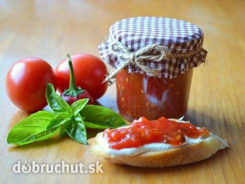 Najlepšie recepty na zaváranie a uskladnenie paradajok - Dobruchut.sk