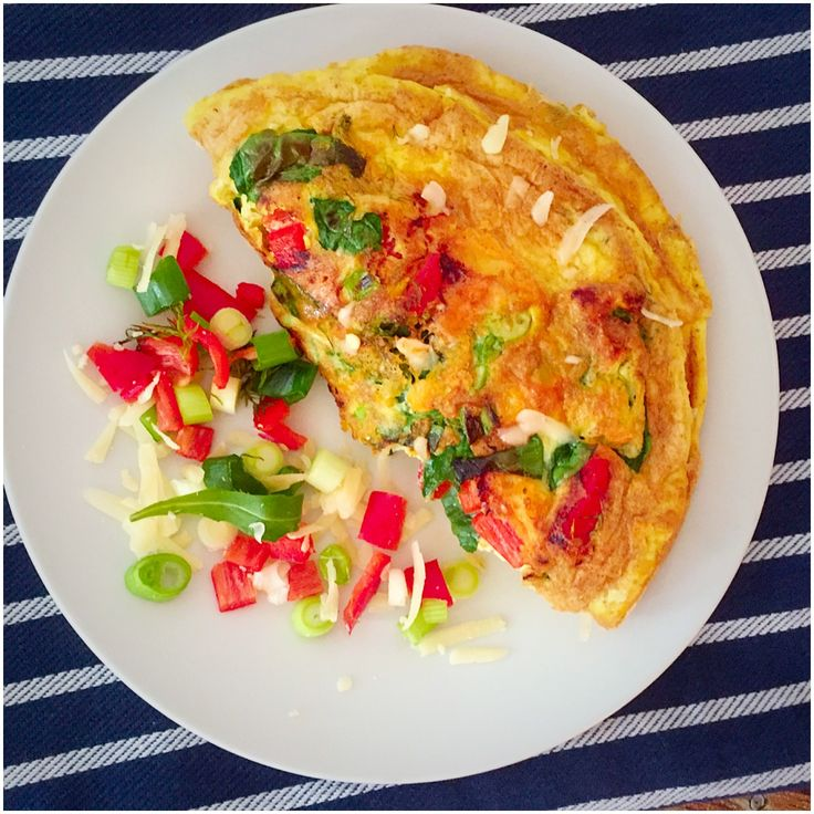 World's best omelette - My Gorgeous Recipes