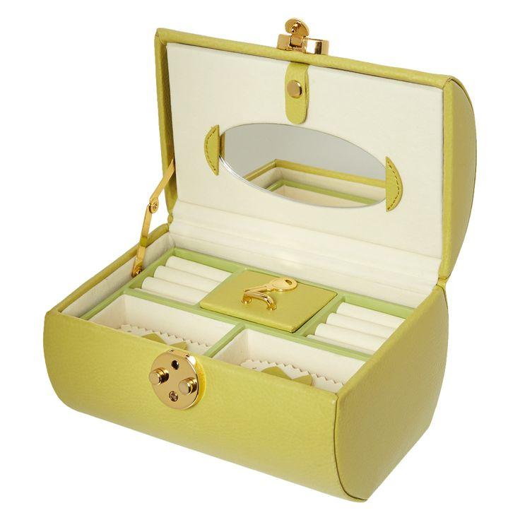 AB Collezioni Green Jewellery Box TK Maxx TKMAX
