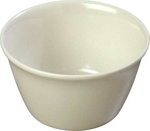 Carlisle Dallas Ware melamine bouillon cup. Offers superior stain and scratch resistance. Reinforced rim and foot design. Dishwasher safe. Safe for temperatures up to 212 degrees F. Meets PS25-70 specifications. BPA-free. NSF listed as N43540. Measures 3.84-inches diameter by 2.15-inches depth.... - http://kitchen-dining.bestselleroutlet.net/product-review-for-carlisle-4354042-bouillon-cups-set-of-24-8-ounce-melamine-bone/