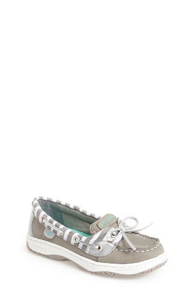 Sperry Kids Sperry Top-Sider® Kids 'Angelfish' Boat Shoe (Little Kid & Big Kid) available at #Nordstrom