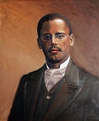 Word Life Production - A Moment in History Lewis Howard Latimer.