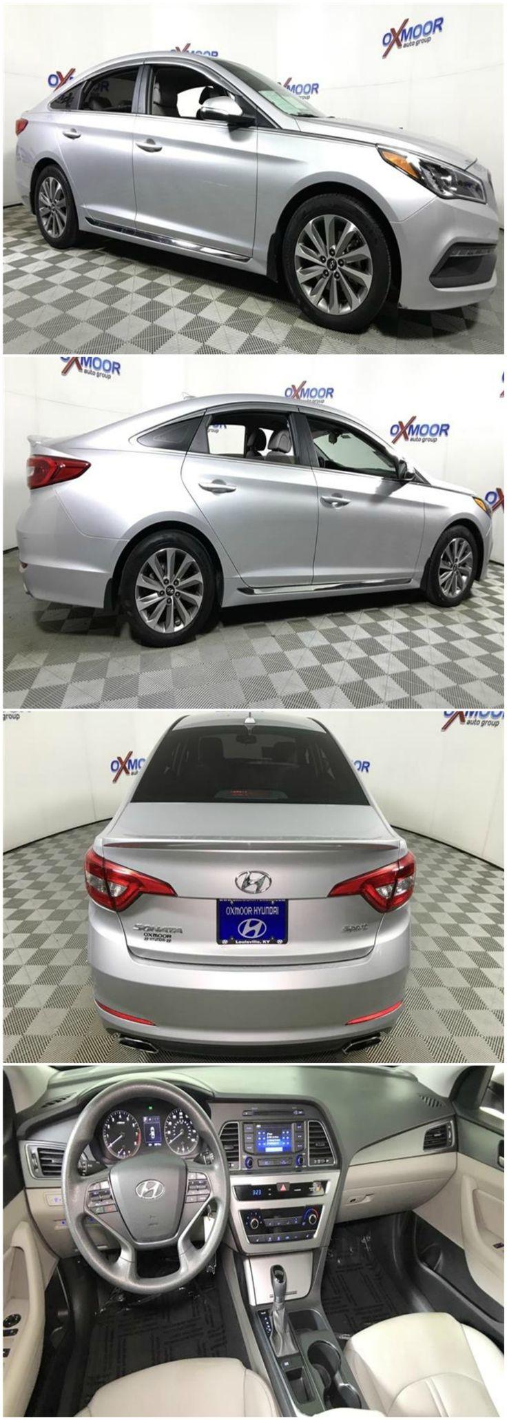 2015 Hyundai Sonata Limited - $16,000