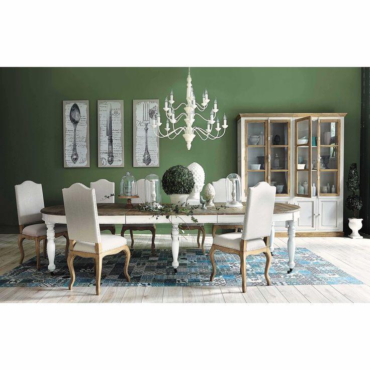 oltre 25 fantastiche idee su tavolo ovale allungabile su pinterest - Maison Du Monde Tavoli Allungabili