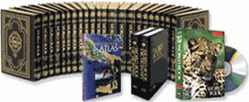 The 2007 Classic Encyclopedia Package includes three very popular reference titles:The 2007 World Book Encyclopedia, the World Book Dictionary, and the World Book Atlas.  Our Price: $1,299.00   Sale Price: $489.00