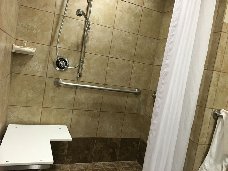 handicapped accessible walk in shower w adjustable u0026 removable shower head and folding bench