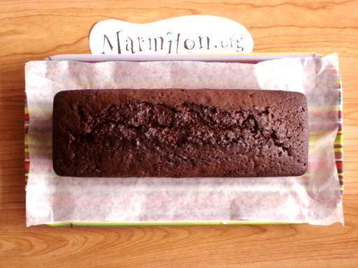 Recette gateau chocolat 80g farine