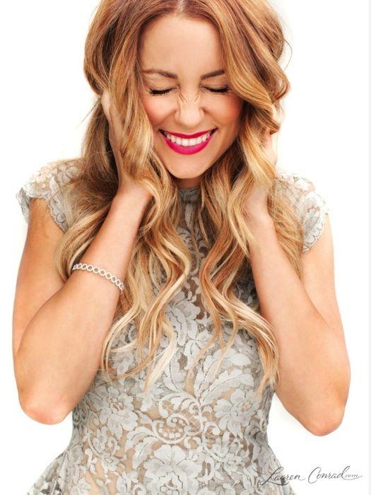 Lauren Conrad hair color