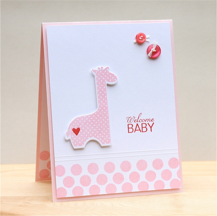welcoming baby cards