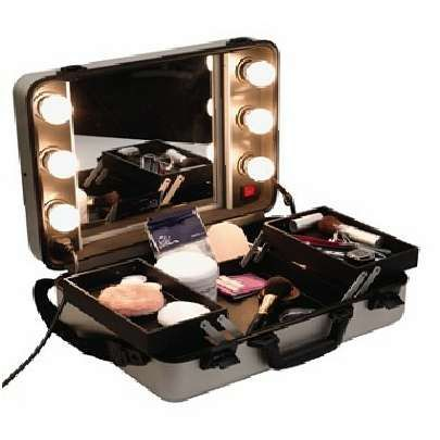 Hollywood Style Makeup Mirrors | for the professional makeup artist or makeup artist at heart when it ...