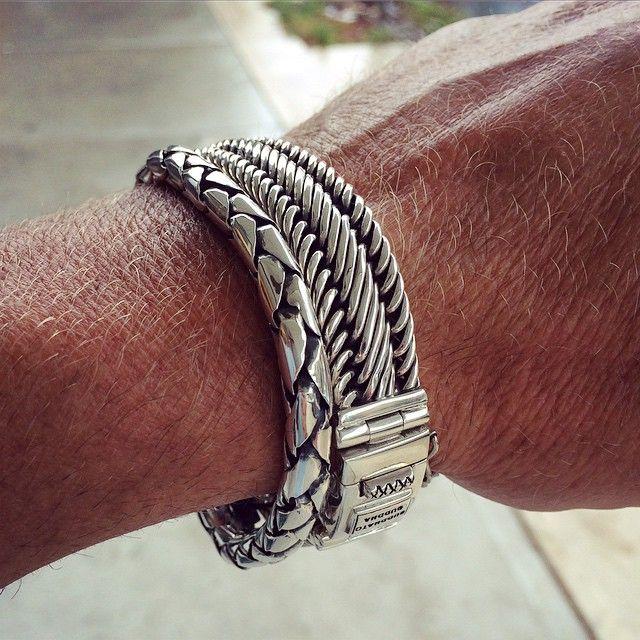 Buddha to Buddha heren armband.  www.ajuweliers.nl