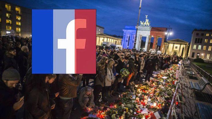 Hvorfor Facebook eksploderte av fransk flagg-filter etter Paris-angrepet