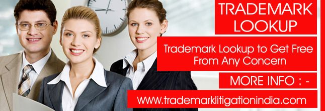 Trademark Lookup to Get Free From Any Concern Trademark lookup is done for perfectly keeping eye on your registered mark in case of any infringement possibilities, practiced generally by tm solicitors or associates to keep safe the mark.