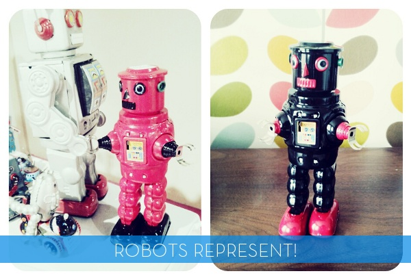Robots!!! // from http://www.taroncollection.comLas Vegas, Geek, Robots, Http Www Taroncollection Com, Marketing, Beautify, Art