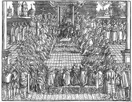 Senat (I Rzeczpospolita) – Wikipedia, wolna encyklopedia
